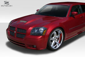 Duraflex Srt Look Hood Body Kit 1 Pc For Dodge Magnum 05 07 Ed112791