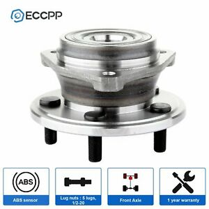 New Front Wheel Hub Bearing Assembly Forjeep Grand Cherokee Comanche Tj Wrangler