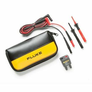 Fluke Instruments Tl225 Suregrip Stray Voltage Adapter Test Lead Kit Probe