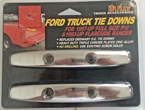 Ford Truck Bed Tie Down 1997 1998 1999 2000 2001 2002 2003 Pick Up Straps Hooks