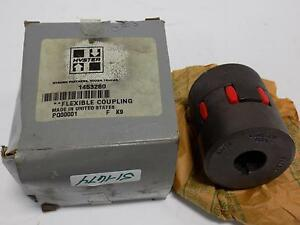 Hyster Flexible Coupling 1453260 Nib pzb