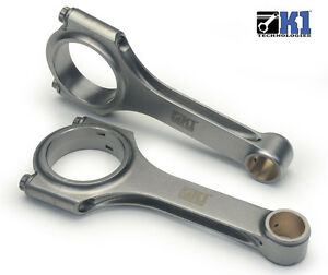 Big Block Chevy H beam K1 Technologies 6 385 Connecting Rods Bbc Arp2000