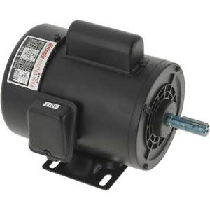 G2527 Grizzly Motor 1 3 Hp Single phase 1725 Rpm Tefc 110v 220v