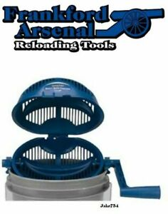 Frankford Arsenal Quick-N-EZ Rotary Media Separator Kit without Bucket 683551 -