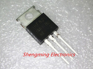 10pcs Irf820 To 220 Mosfet Transistor Good Quality