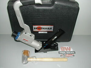 Spotnails Flooring Nailer Cleat Nailer 2 L Cleat Hardwood new Includes Case
