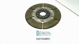 Disc Friction