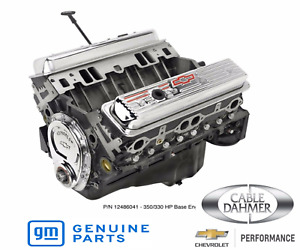 Chevrolet Performance 19210007 Gm Performance Parts 350 Ho Engine