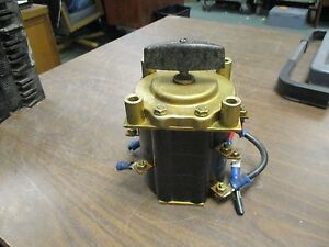 Arrow hart Rotary Switch 81245 Sce 60a 600v Used