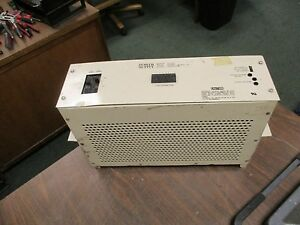 Ru Dc Power Supply Nfe 48 12af dented Top Used