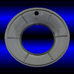 Two Barrel Air Cleaner Adapter 2 5 8 To 5 1 8 For 283 327 350 400 Engines Sbc