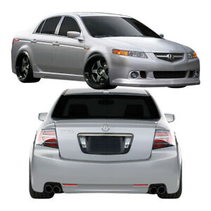 Duraflex K 1 Body Kit 4 Piece For Tl Acura 04 08 Ed_111287