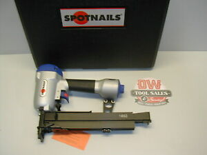 Wide Crown Stapler Uses Bostitch S2 Series Staples Spotnails New W Case 2