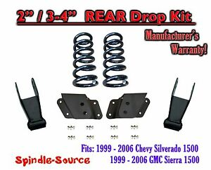 Gmc Sierra Lowering Kit In Stock   Replacement Auto Auto