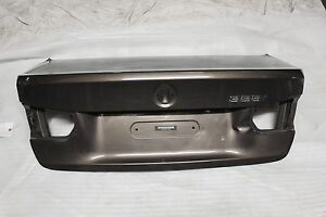 Trunk Lid lift Gate Bmw 328 Series 12 13 14 15
