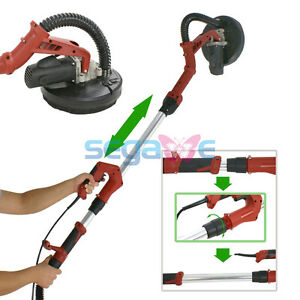 Foldable Drywall Sander 710w Commercial Electric Adjustable Variable Speed Sand