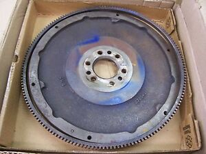 1957 Chevrolet Truck Engine Motor Transmission Flywheel Clutch Parts 168 Teeth