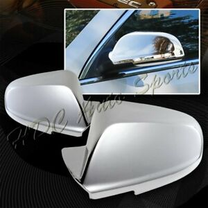 For 2008 2012 Chevy Malibu Chrome Abs Plastic Side Full Mirror Cover Cap Trim