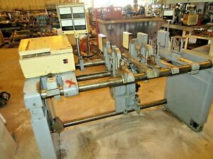 Gisholt Gilman Balancing Machine Model 31s Gisholt Balancer