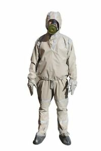 Russian Protective Suit L 1 Chemical Nbc Waterproof Army Ussr