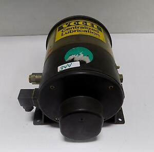 Skf Vogel 110v Centralized Lubrication Pump Kfg10 2 w v3 Nnb