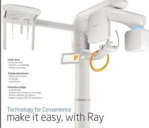 Rayscan Alpha Expert 2d Cephalometric Panoramic X Ray Fda Approved Dental New