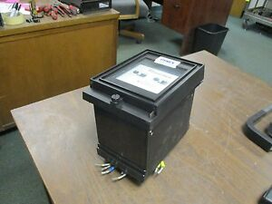 Basler Electric Under over Voltage Relay Be1 27 59 Style A3f E1l A3n3f Used