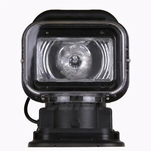 55w Xenon Hid Search Work Light Remote Rotating Handhold Magnetic Truck 24v Hot