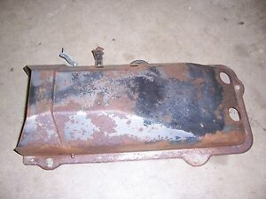 1963 1964 Buick Riviera Firewall Heater Core Housing Duct Cover Panel Hot Rod