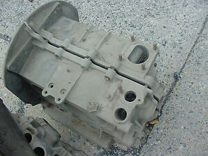 Type 1 F Engine Block Case Volkswagen Vw Air Cooled 1300cc Bug Ghia 1500cc 1600