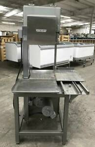 Hobart 5801 Meat Saw rebuilt Motor 60 Day Warranty save Thousands