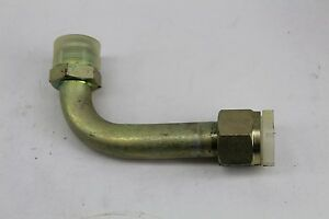 Hydraulic Fitting Swivel Bent Tube Elbow 90 Deg 6701l 16 16 new b250