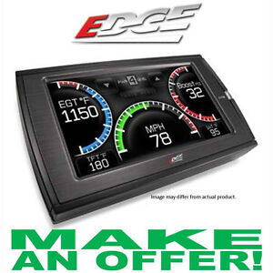 Edge Evolution Cts2 85450 Tuner Programmer For Ford F150 F250 F350 5 4l 6 2l 3 5