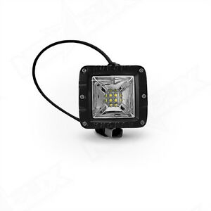 Aurora 2 Inch Led Working Light Bar cube Off Road Scene 40w 2800 Lumens