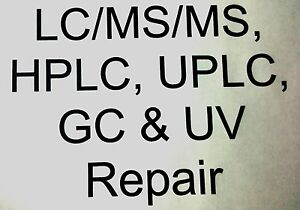 Repair Service For Agilent Waters And Thermo