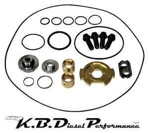 Turbo Rebuild Kit Chevy Gmc Duramax 6 6l 2004 5 2007 360 Thrust Bearing Lly Lbz