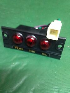 Indicator Lamp Assembly For Yanmar Tractors See Description
