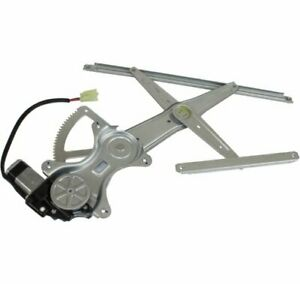 Power Window Regulator For 2003 2008 Toyota Matrix Front Right Side With Motor