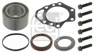 Febi 23489 Wheel Bearing Kit Rear Lh Rear Rh