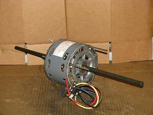 New Universal Electric 3 Speed 1 4 Hp Double Shaft Blower Motor Stock 171