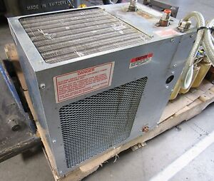 Oasis Chiller System Model Rlf8y d100 From Cincinnati Milacron Sabre 500