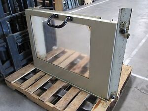 Cincinnati Milacron Sabre 500 Front Door W Window