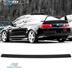 Fit 02 03 04 05 06 Acura Rsx Dc5 Aspec Mini Decklid Fit Oe Type R Spoiler Wing