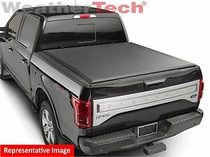 Weathertech Roll Up Truck Bed Cover For Ford F 150 2015 2017 6 5 Box