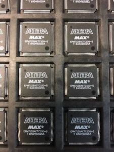 Lot Of 90 New Altera Epm7128aetc100 5 Max 7000a Programmable Logic Device