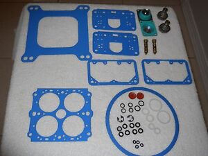 Holley 4150 Hp Ultra Hp Series Alcohol E 85 Carb Rebuild Kit 550 600 Cfm
