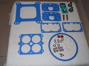 Holley 4150 Hp Ultra Hp Series Alcohol E 85 Carb Rebuild Kit 650 800 Cfm