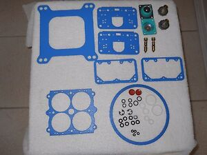 Holley 4150 Hp Ultra Hp Series Alcohol E 85 Carb Rebuild Kit 850 1000 Cfm