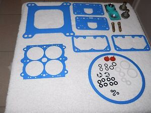Holley 4150 Series Alcohol E 85 Carb Rebuild Kit For 850 1000 Cfm Dp