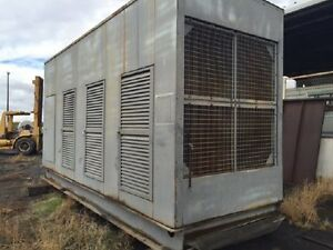 Cummings 1000kw Standy Power Ac Generator 1800 Rpm 480 277v